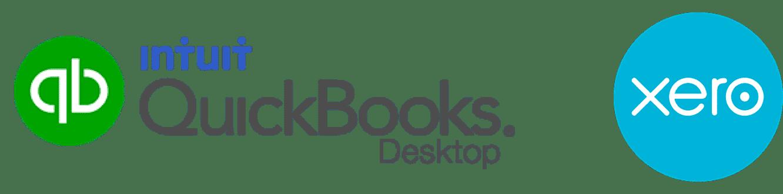 QuickBooks Desktop and Xero